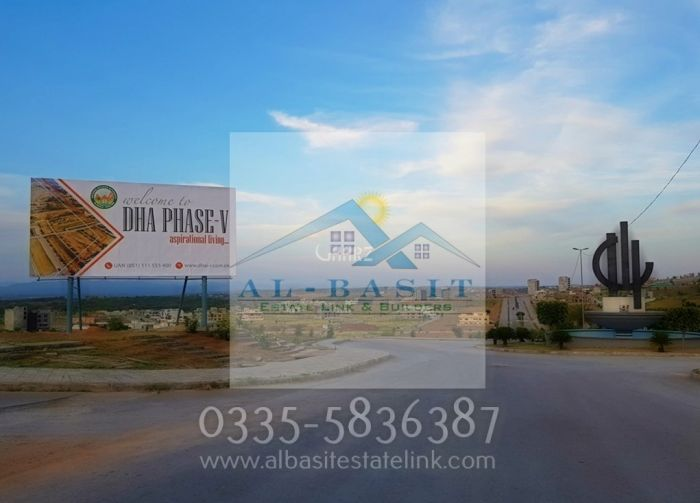 500 Square Yard Residential Land for Sale in Islamabad DHA Defence, Phase-5 Sector G