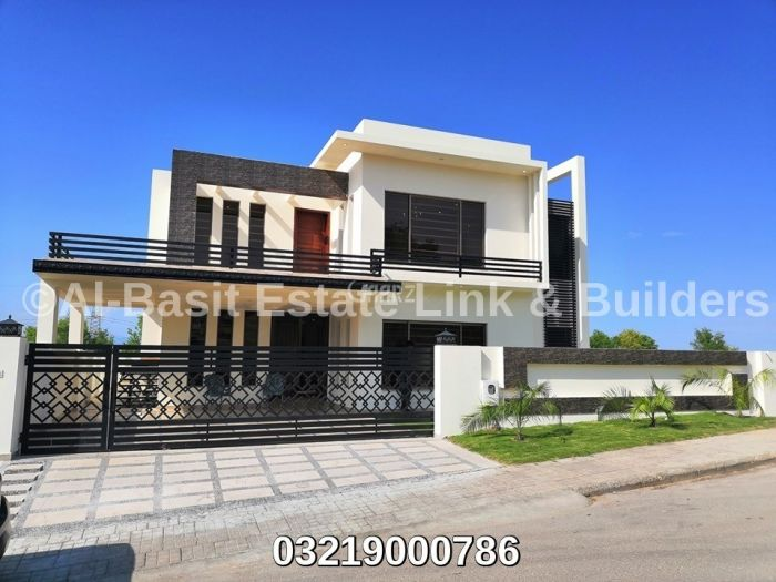 5400 Square Feet House for Sale in Islamabad DHA Phase-2 Sector E