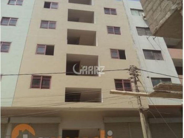 6 Marla Apartment for Sale in Karachi North Nazimabad Block A