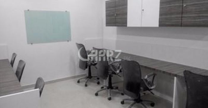 6 Marla Commercial Office for Rent in Karachi Shahra-e-faisal