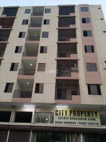 8 Marla Apartment for Sale in Karachi Bukhari Commercial Area, DHA Phase-6