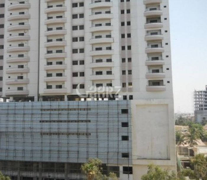 8 Marla Apartment for Sale in Karachi North Nazimabad Block B
