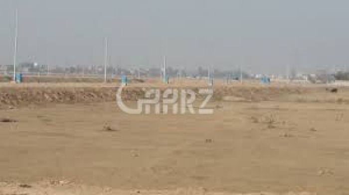 8 Marla Residential Land for Sale in Rawalpindi Bahria Town