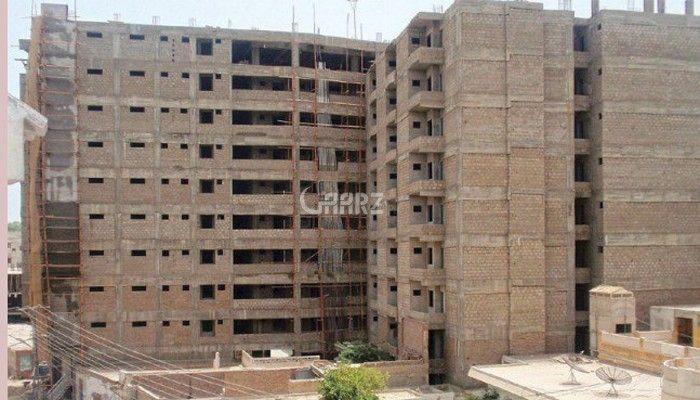 8 Marla Apartment for Sale in Karachi Clifton Block-5