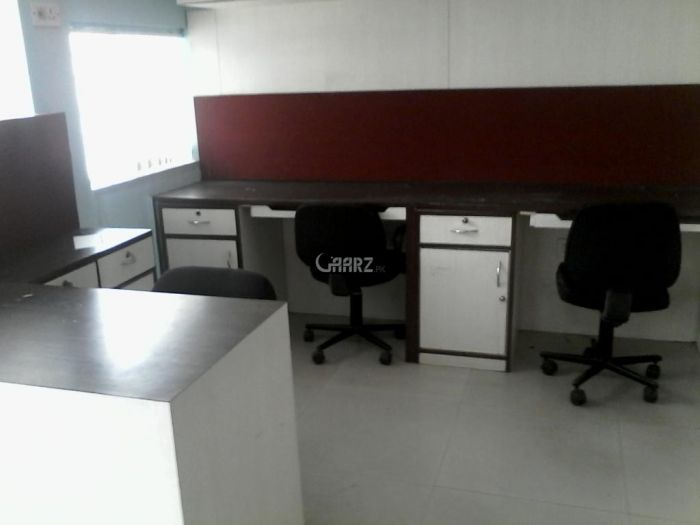 9 Marla Commercial Office for Rent in Karachi Shahra-e-faisal