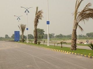 1 Kanal Residential Land for Sale in Lahore DHA Phase-6, Block H