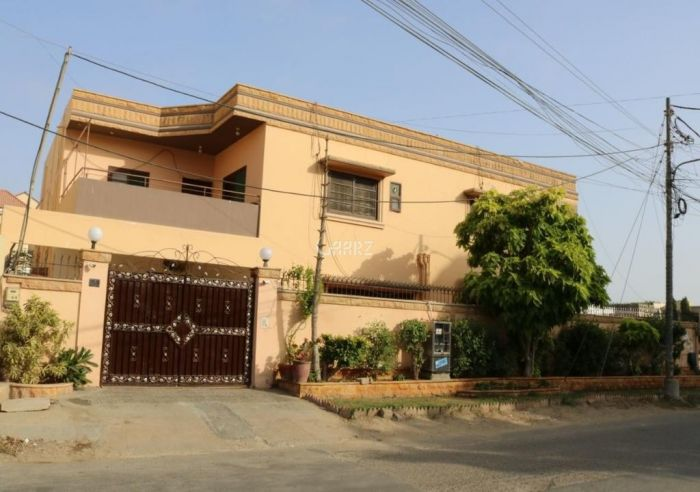 10 Marla House for Sale in Lahore Chambelli Block