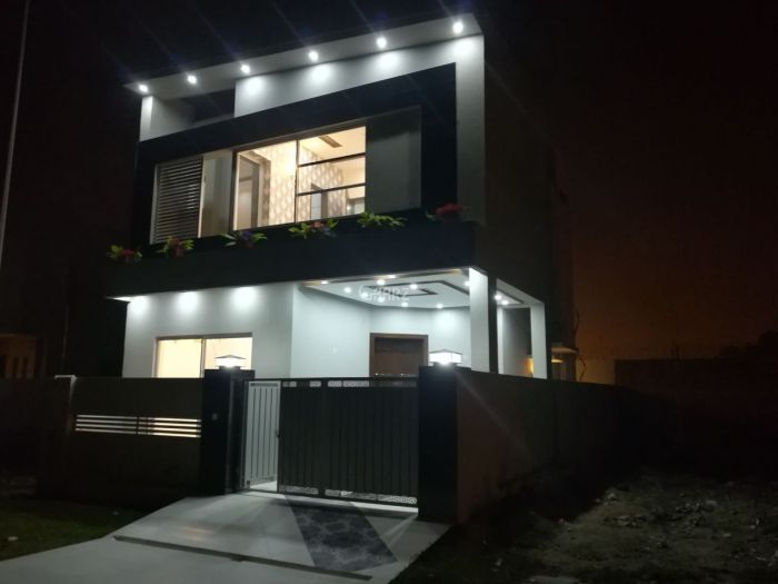 10 Marla House for Sale in Lahore Phase-1 Block C