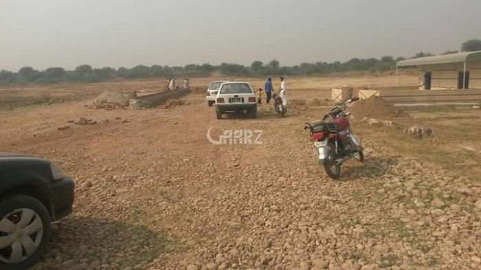 10 Marla Plot for Sale in Islamabad Block B