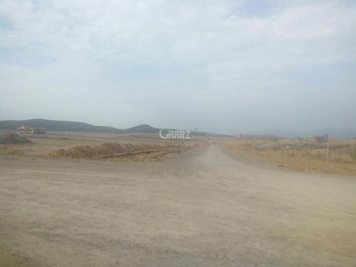 10 Marla Plot for Sale in Islamabad D-12/4