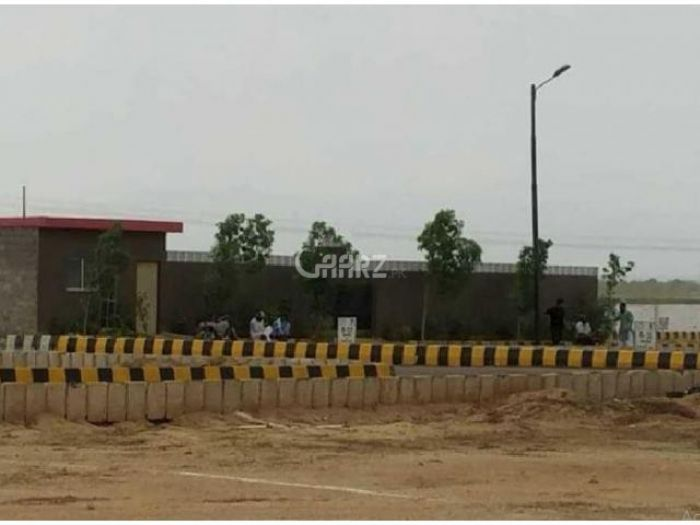 100 Square Yard Commercial Land for Sale in Karachi DHA Phase-8, DHA Defence