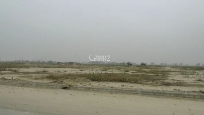 100 Square Yard Commercial Land for Sale in Karachi DHA Phase-8