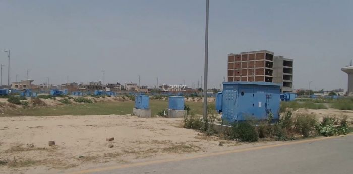 1000 Square Yard Residential Land for Sale in Karachi Phase-8 Zone D
