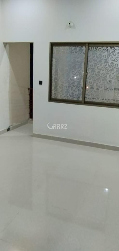 120 Square Yard 2 Bed DD Brand New 1st Floor Portion for Sale in Karachi Alfalah D-extension