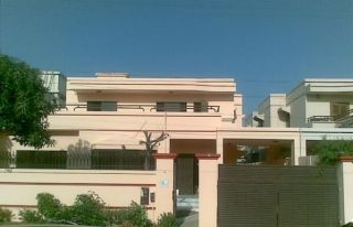 14 Marla House for Sale in Rawalpindi Bahria Greens Overseas Enclave