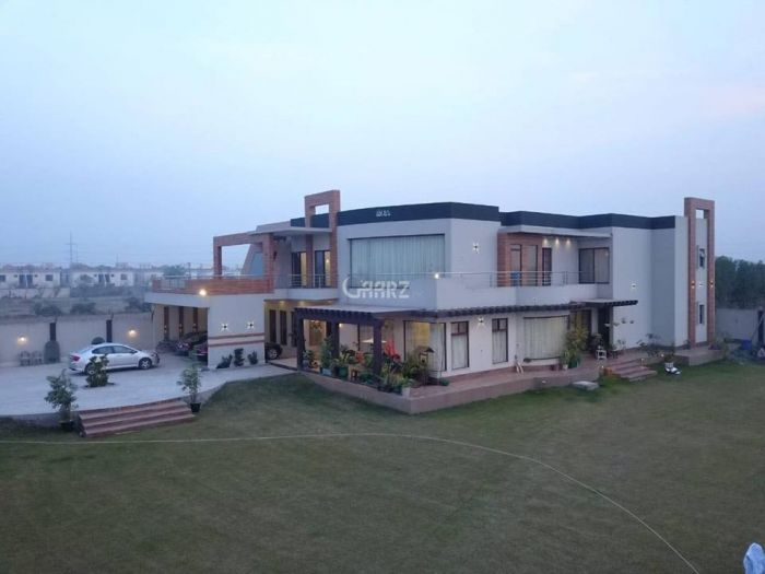 16 Kanal Farm House for Sale in Lahore Barki Road
