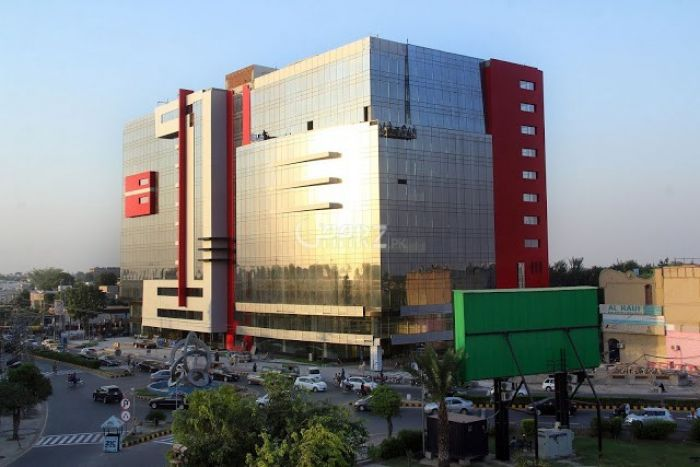 1800 Square Feet Commercial Building for Sale in Lahore DHA Phase-3 Block Y