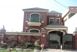 2 Kanal House for Sale in Karachi Scheme-33