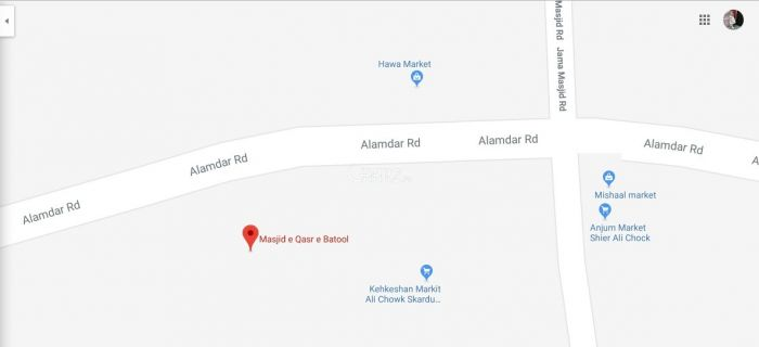 22 Marla Plot for Sale in Skardu Alamdar Road