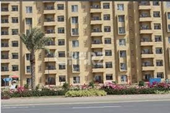2250 Square Feet Apartment for Sale in Karachi Bahria Apartments