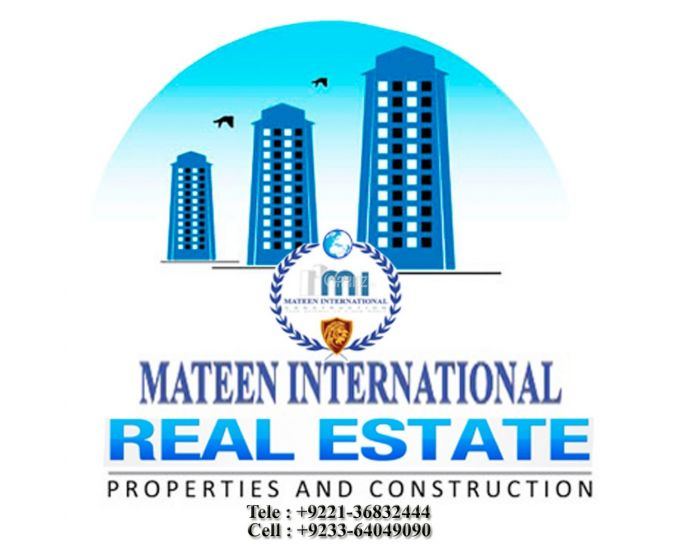 240 Square Yard Residential Land for Sale in Karachi Block-6,