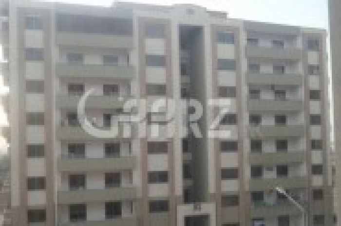 270 Square Feet Apartment for Rent in Karachi Clifton Block-5