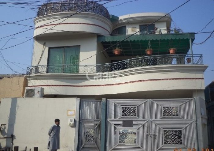 3 Marla House for Sale in Lahore Al Rehman Phase-2 Block F,