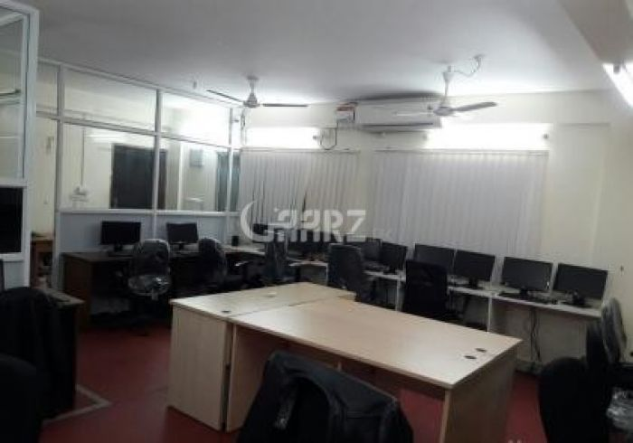3 Marla Commercial Office for Sale in Rawalpindi Bahria Town Phase-4