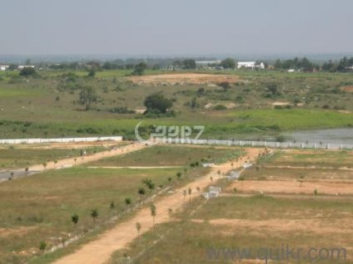 4 Kanal Plot for Sale in Islamabad Gulberg Greens, Block B