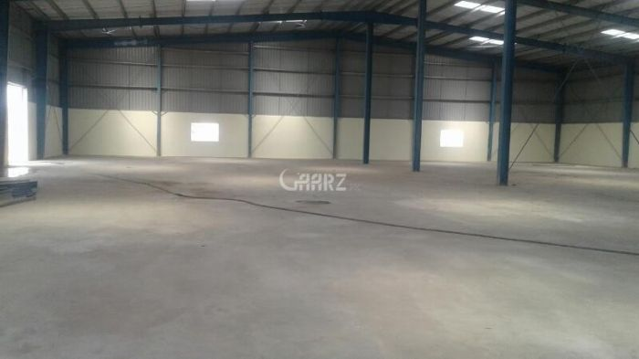 4 Kanal Commercial Ware House for Sale in Islamabad I-9