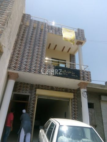 4 Marla Commercial Building for Sale in Lahore Block B