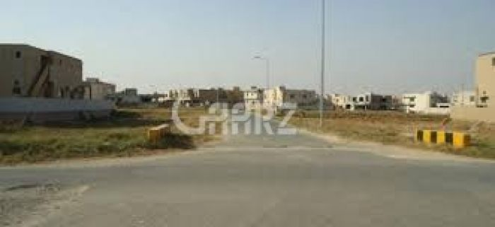 4 Marla Commercial Land for Sale in Lahore DHA Phase-8 Block Z-6