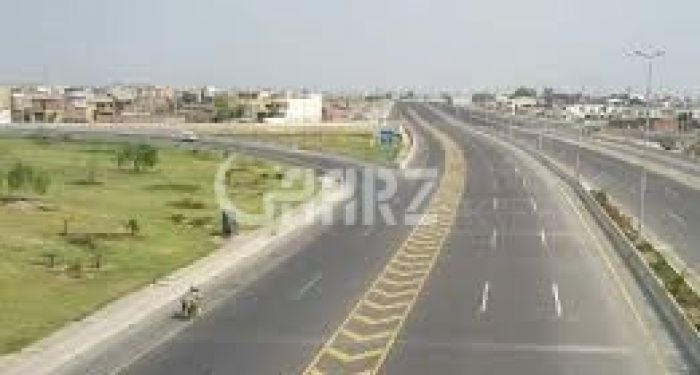 4 Marla Commercial Land for Sale in Lahore Phase-8 Cca-1