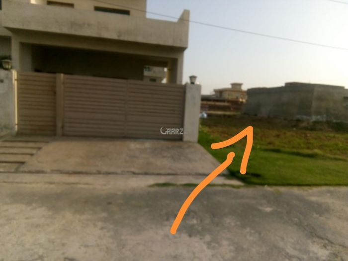 4 Marla Plot for Sale in Lahore Zaheer Villas