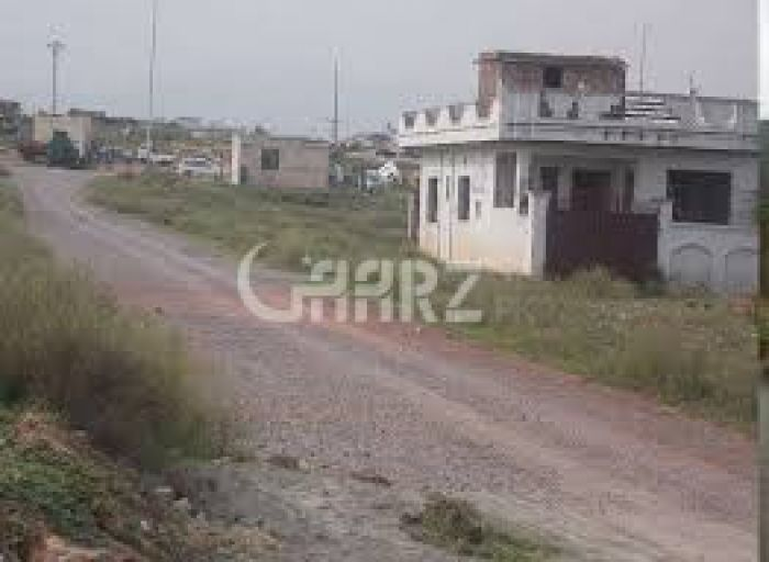 5 Marla Residential Land for Sale in Karachi Pir Gul Hassan Town