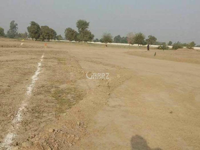 5 Kanal Plot for Sale in Islamabad Gulberg Greens, Block B