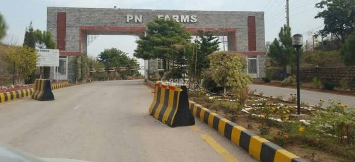 5 Kanal Residential Land for Sale in Islamabad Pn Farm Land