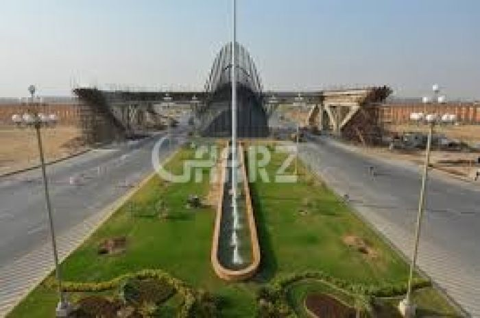 5 Marla Commercial Land for Sale in Karachi Bahria Midway Commercial