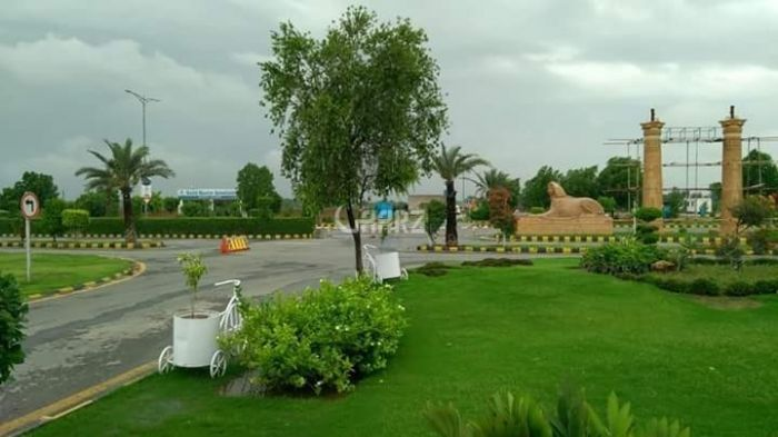5 Marla Residential Land for Sale in Lahore Main Canal Bank