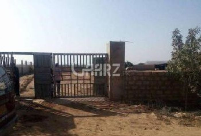 5 Marla Residential Land for Sale in Karachi Sector-14-b