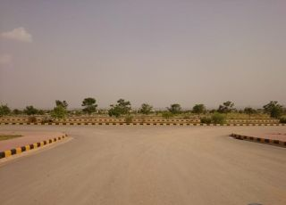500 Square Yard Residential Land for Sale in Karachi DHA Phase-6