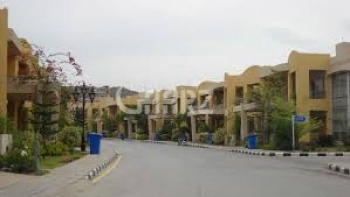 6 Marla House for Rent in Karachi Iqbal Villas, Bahria Town Precinct-2,