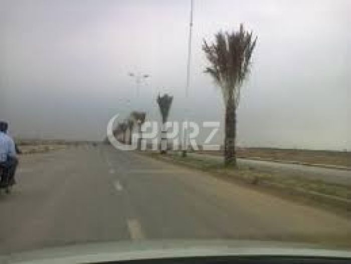600 Square Yard Residential Land for Sale in Karachi DHA Phase-8 Zone A