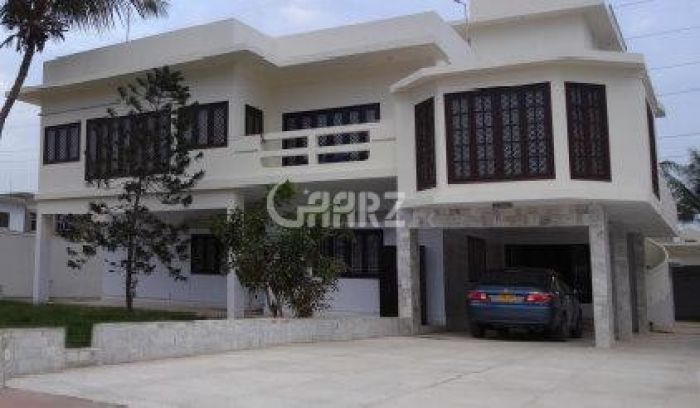 622 Marla House for Rent in Islamabad E-7