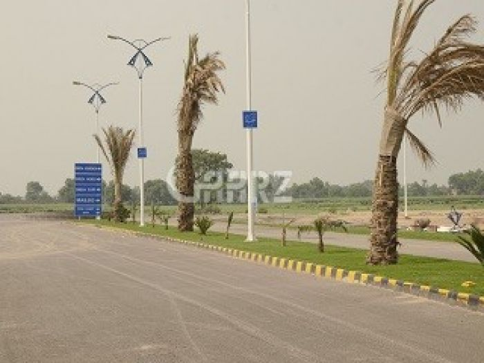 666 Square Yard Residential Land for Sale in Karachi DHA Phase-8 Zone A