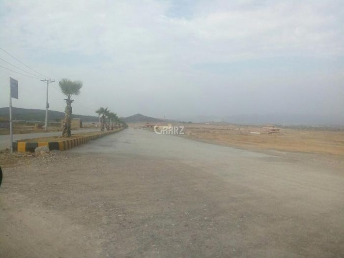 7 Marla Plot for Sale in Islamabad Block C, Gulberg Residencia