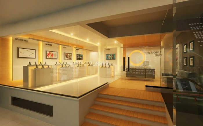 7 Marla Commercial Shop for Sale in Rawalpindi Bahria Town Phase-4