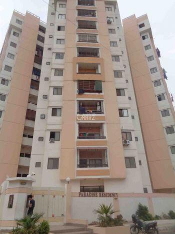 700 Square Feet Apartment for Sale in Karachi Gulshan-e-iqbal Block-13/b