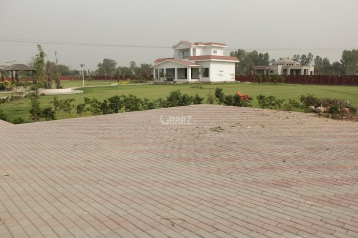 8 Kanal Farm House for Sale in Karachi Ali Block, Bahria Town Precinct-12