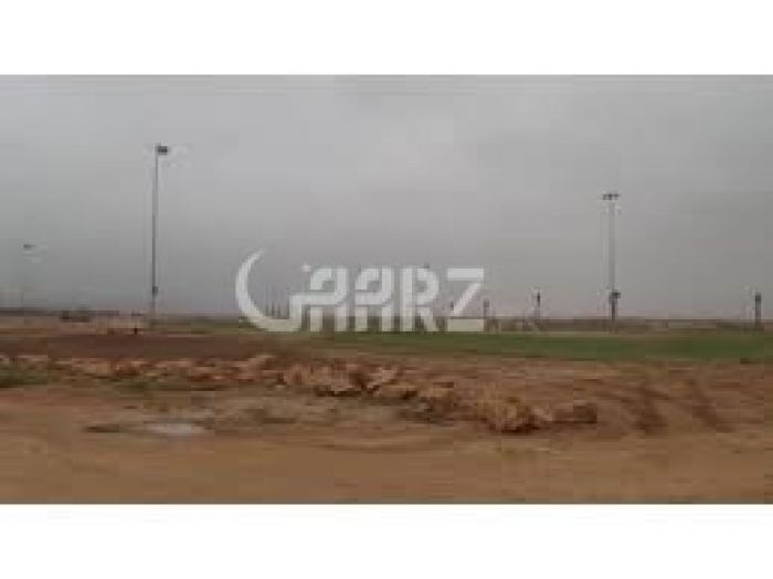 8 Marla Commercial Land for Sale in Karachi DHA City